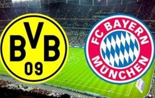 Боруссия дортмунд бавария суперкубок германии